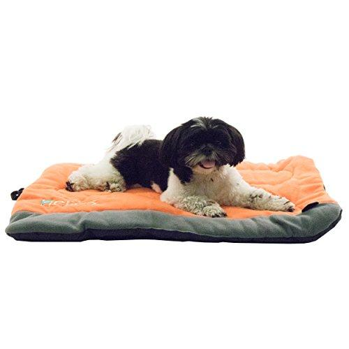 Helios Combat-Terrain Outdoor Cordura-Nyco Travel Folding Dog Bed