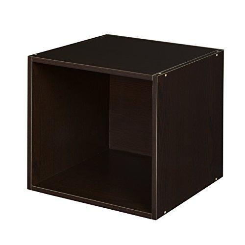 Niche Cubo Stackable Storage Cube - Truffle