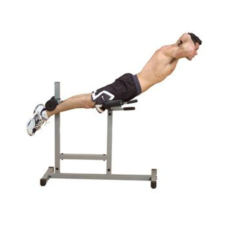 Body Solid Roman Chair/back Hyperextension