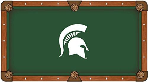 Michigan State Pool Table Cloth
