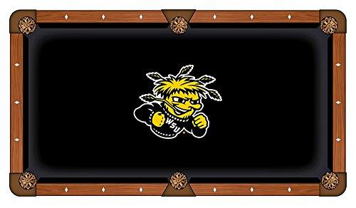 Wichita State Pool Table Cloth