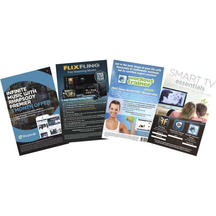 PC Treasures 51136-PM Smart TV Essentials Digital Download Software