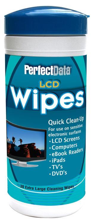 WIPES PLASMA LCD