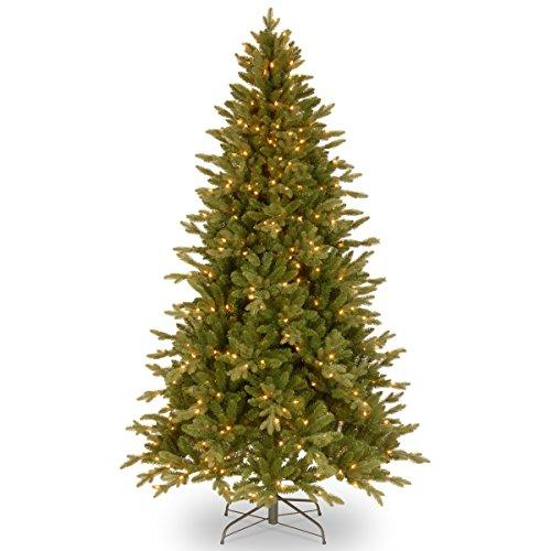Avalon Spruce Tree with Clear Lights