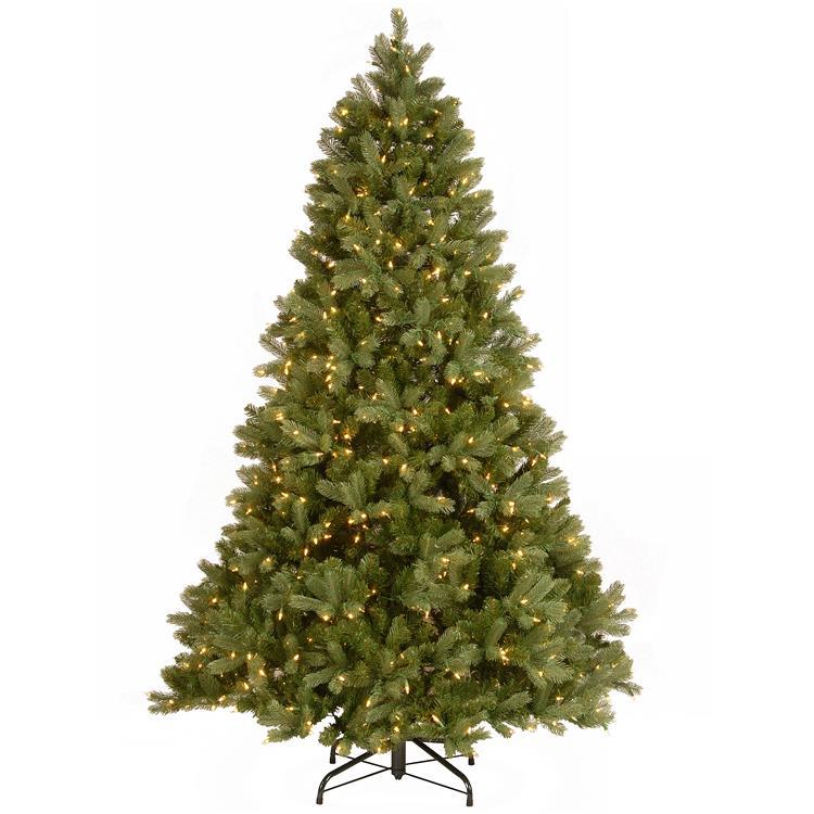 National Tree Downswept Douglas(R) Fir Tree with Dual Color® LED Lights