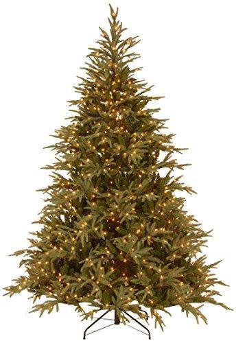 Frasier Grande Tree with Dual Color LED Lights