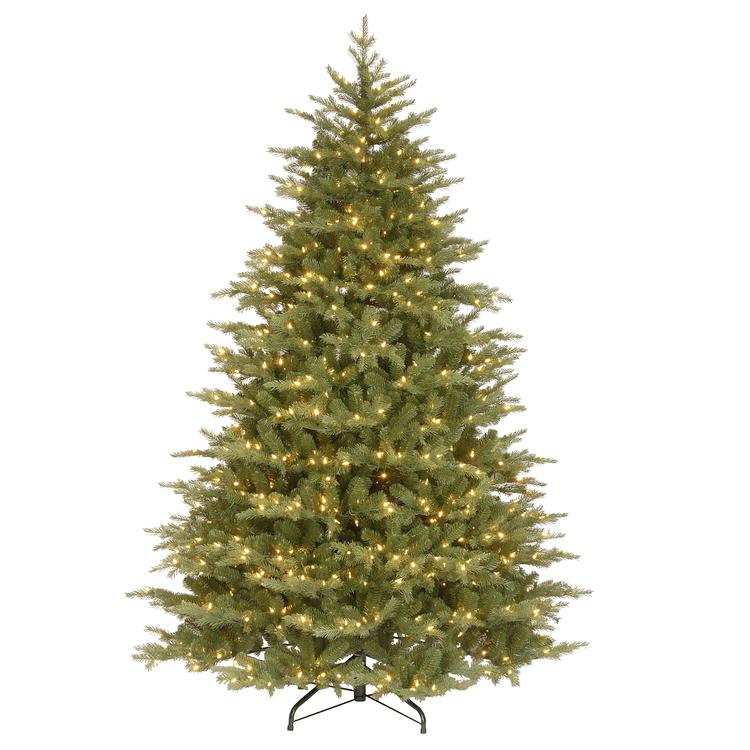 National Tree Nordic Spruce Medium Tree with Clear Lights