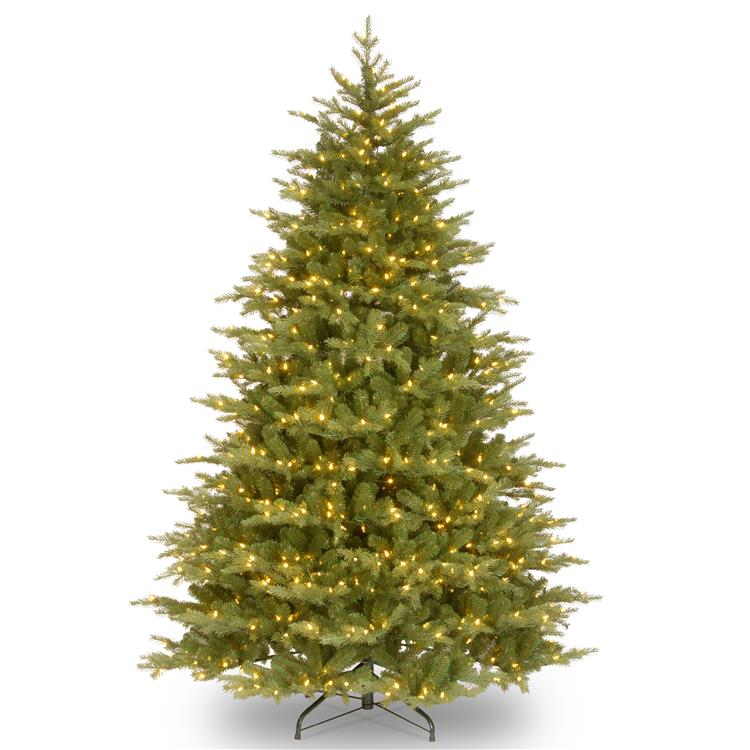 National Tree Nordic Spruce(R) Medium Tree with Clear Lights [Item # PENS1-307-90]