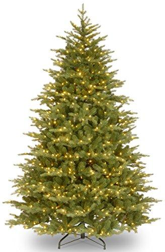 National Tree Nordic Spruce Medium Tree with Clear Lights [Item # PENS1-307-90]
