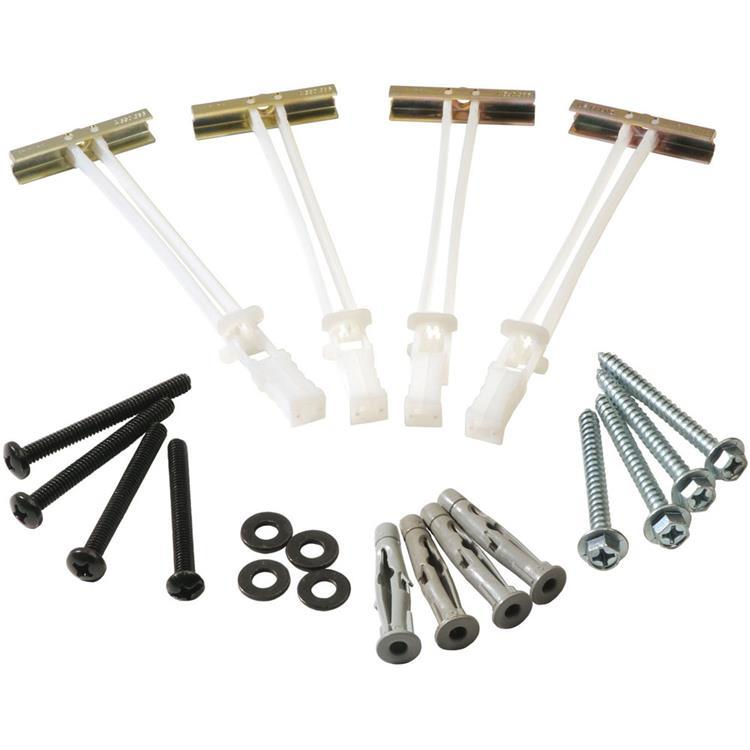 Peerless-AV Wall mounting hardware kit  For whiteboard mount IWB600-2SB and IWB600-