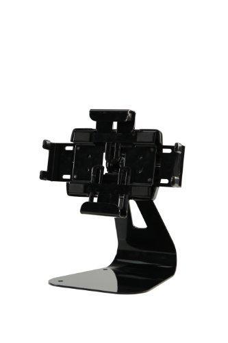 Peerless-AV Universal Desktop Tablet Mount (White) For Tables Less Than 0.75″ (19mm) D