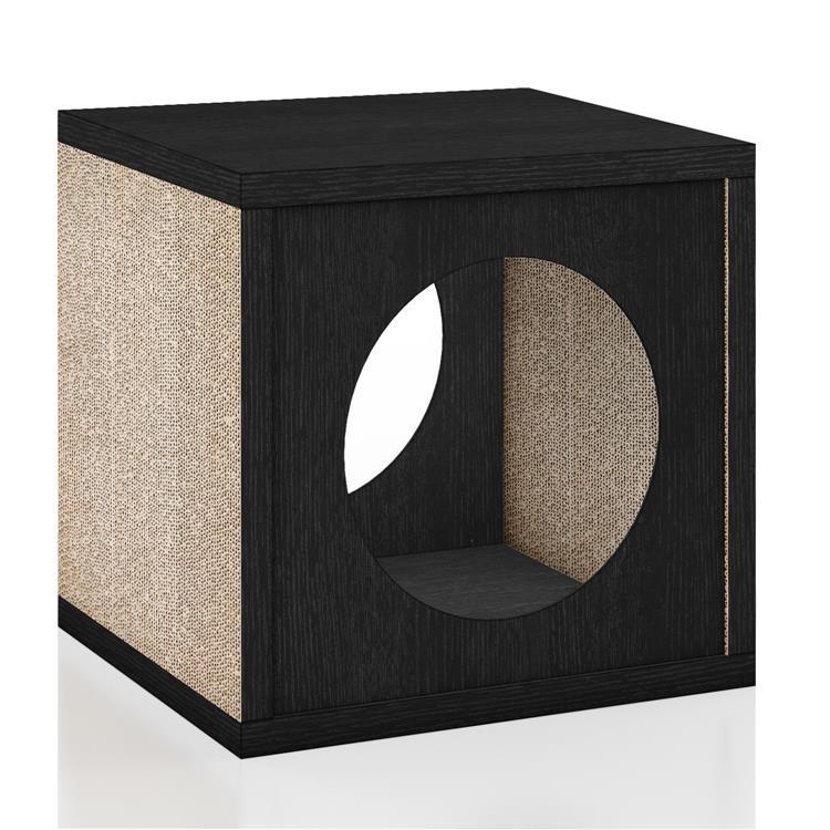 Way Basics Cat Cube Scratcher
