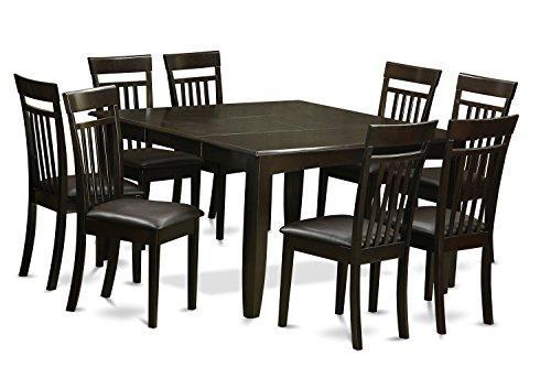 East West Furniture 5 Pc Dining Room Set