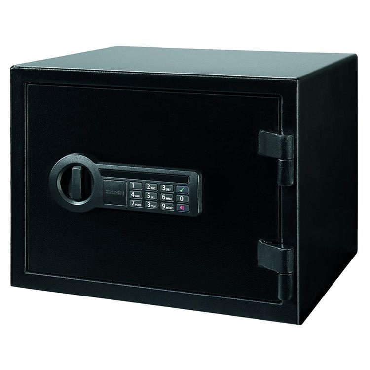 Electronic Lock Personal Fire Safe, Fire Rated 30 Min/1400 Degrees, 1 Shelf