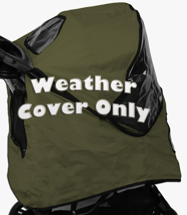 Weather Cover For Happy Trails Stroller