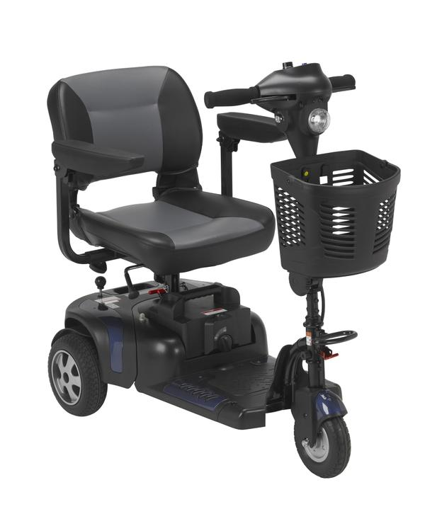 Phoenix Heavy Duty Power Scooter, 3 Wheel, 20