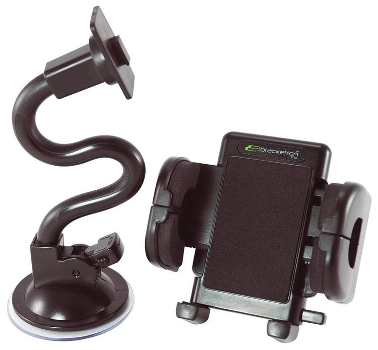Mobile Device Windshield Mount