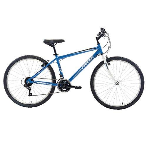 21 Speed Rigid MTB, 26 inch wheels, 16 inch frame, Men's Bike, Blue