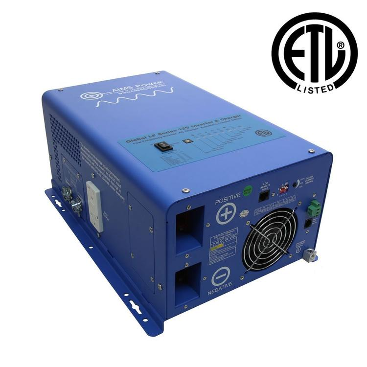 Pure Sine Inverter Charger