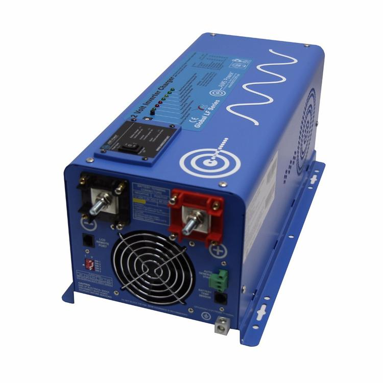 Aims Power 2000 Watt Pure Sine Inverter Charger