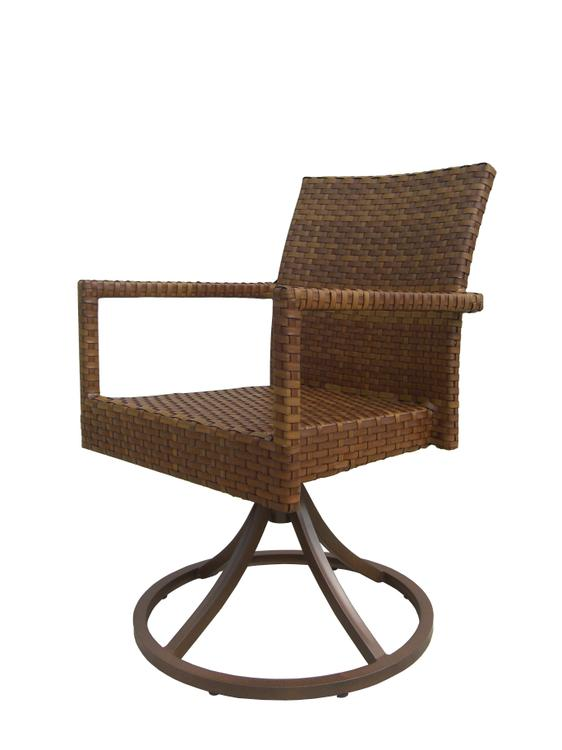 Panama Jack St Barths (Set of 2) Swivel Dining Chairs