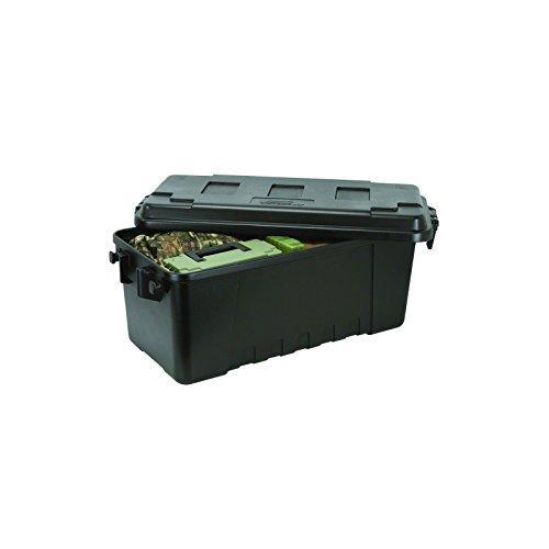 Storage Trunk, 56 Qt., Black