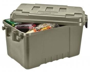 Storage Trunk, 56 Qt., Olive Green