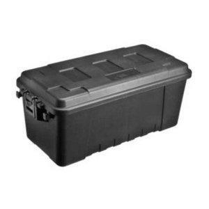 Storage Trunk, 68 Qt., Black