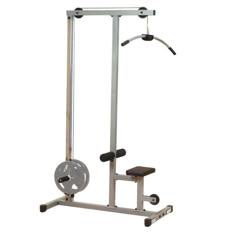 Body Solid Power Line Lat With Low Row