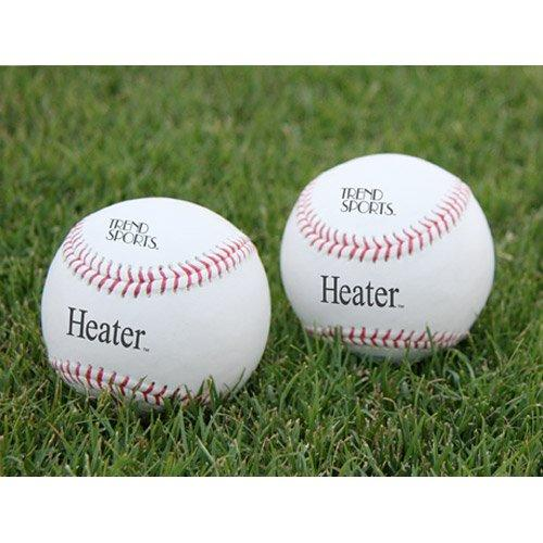 Heater Sports Heater Leather Baseballs