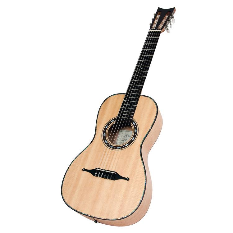 Lourebach Panormo 6-String Zachary Taylor