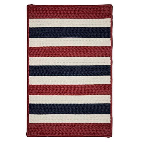 Portico - Patriotic Stripe 2'x6'