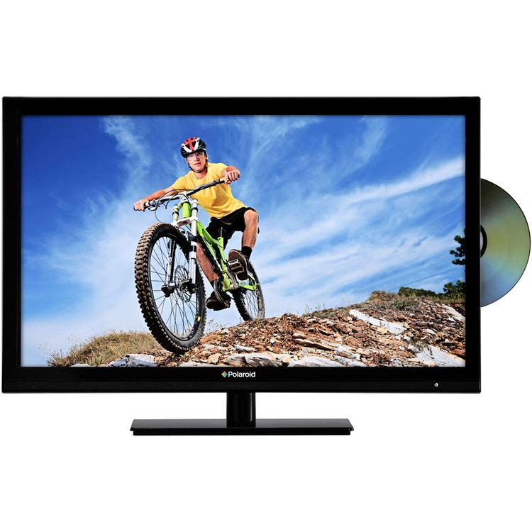 Polaroid 22GSD3000 22 In. Widescreen 1080p 60Hz LED HDTV/DVD