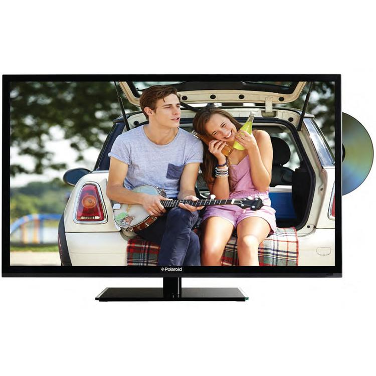 32 In. Widescreen 720p 60Hz LED HDTV/DVD