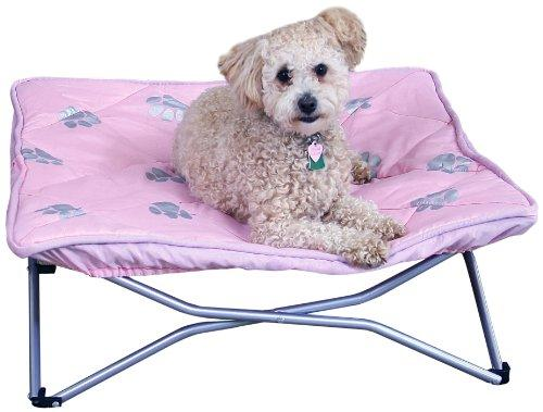 The Portable Pup - Small Pet Bed - Pink