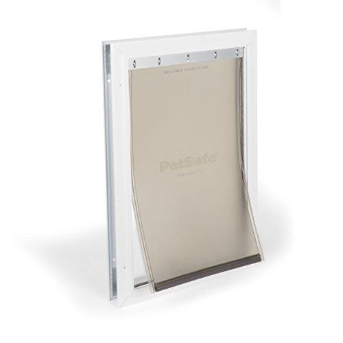 Pet Safe Ppa00-10861 Pet Door Alum Lg