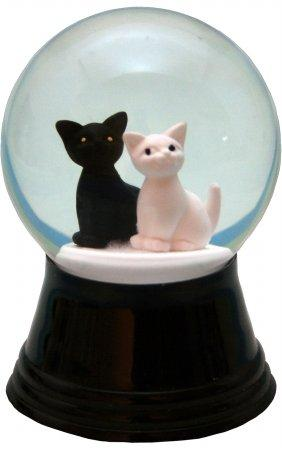 SNOGLBE-45MM TWO CATS  EACH