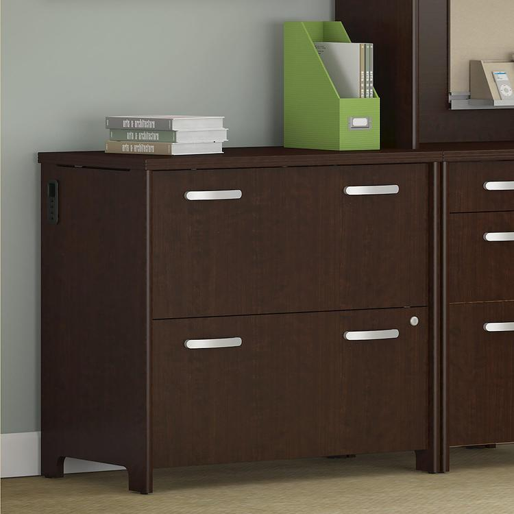 Envoy 32W 2 Drawer Lateral File Cabinet