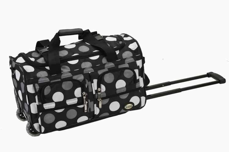 Rockland Luggage Rolling 22