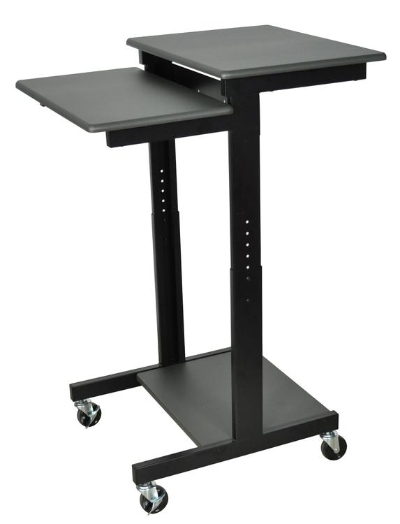Luxor Adjustable Height Presentation Workstation