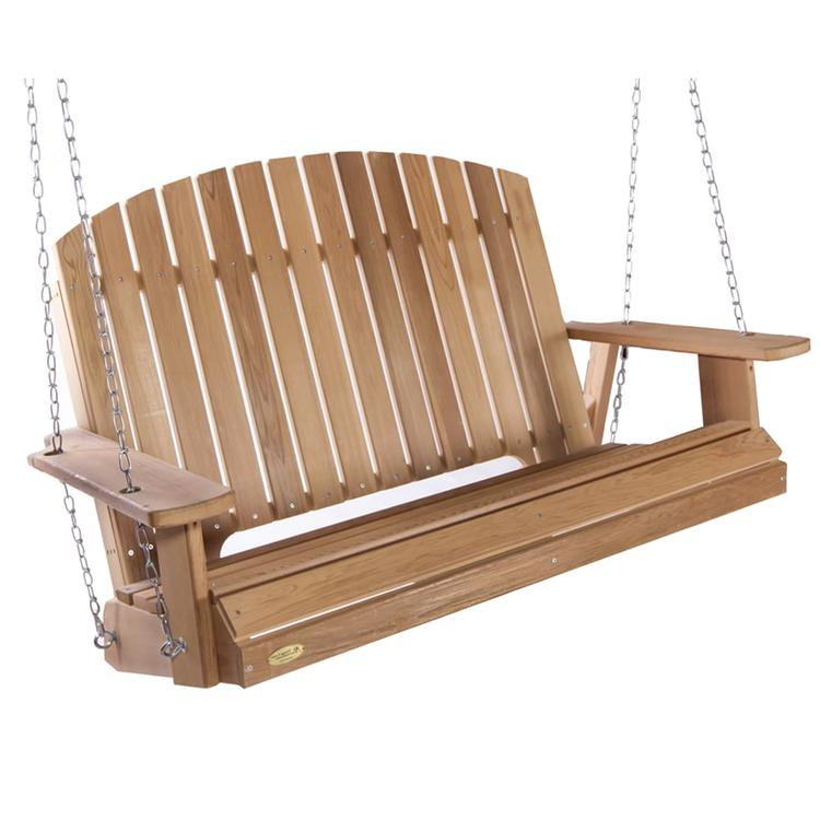 All Things Cedar Pergola Swing & Comfort Swing Springs
