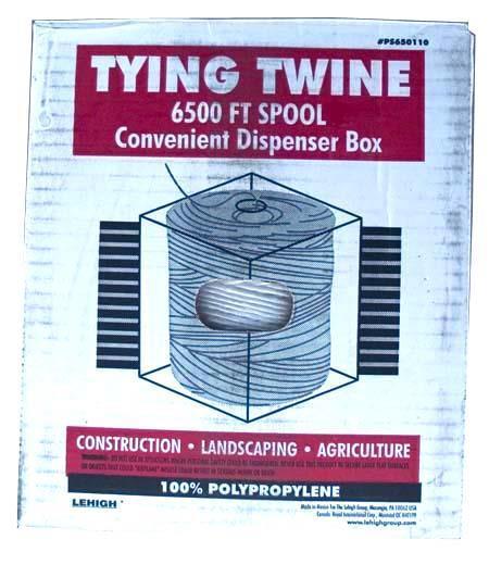 Ps650110 Twine Utility 6500'