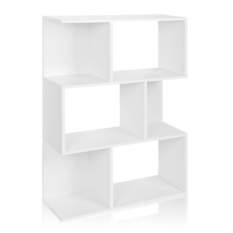 Way Basics Eco Madison Bookcase, Divider & Shelf