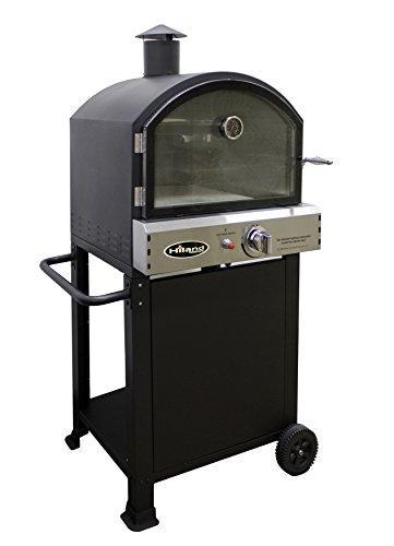AZ Patio Heaters Pizza Oven Trolly