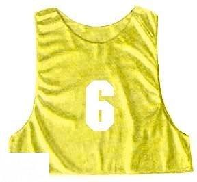 Youth Numbered Practice Vest