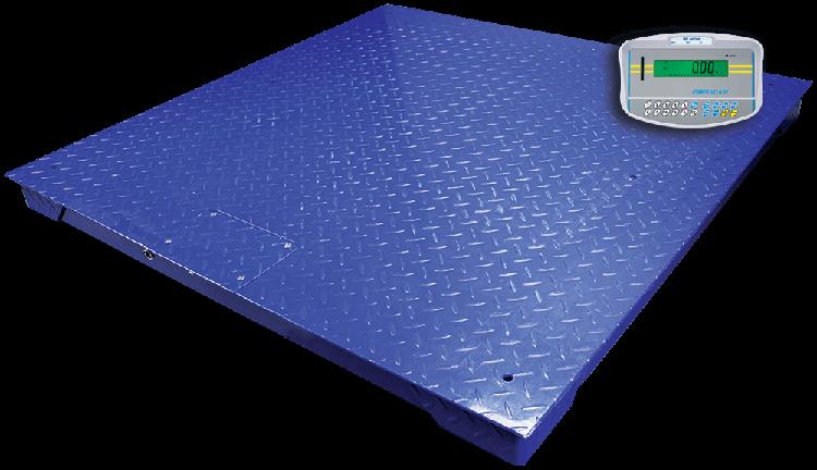 PT 112 [GK] Platform Scale 2500lb / 1000kg x 0.5lb / 0.2kg