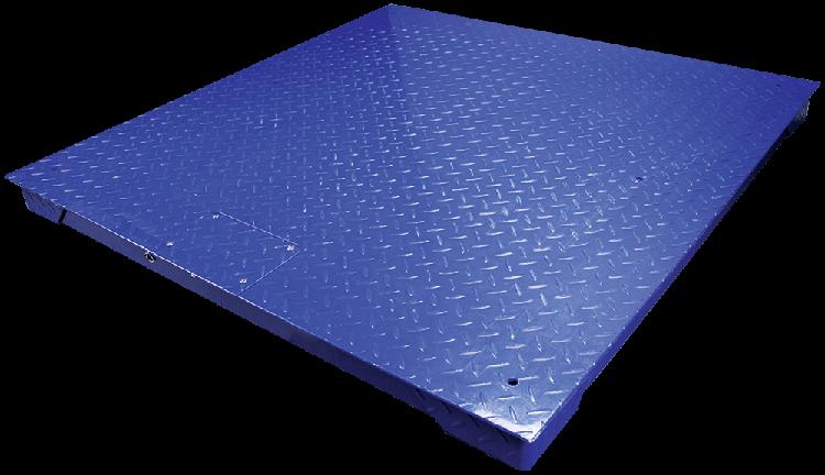 PT 112M Platform Scale 2500lb / 1000kg x 0.5lb / 0.2kg
