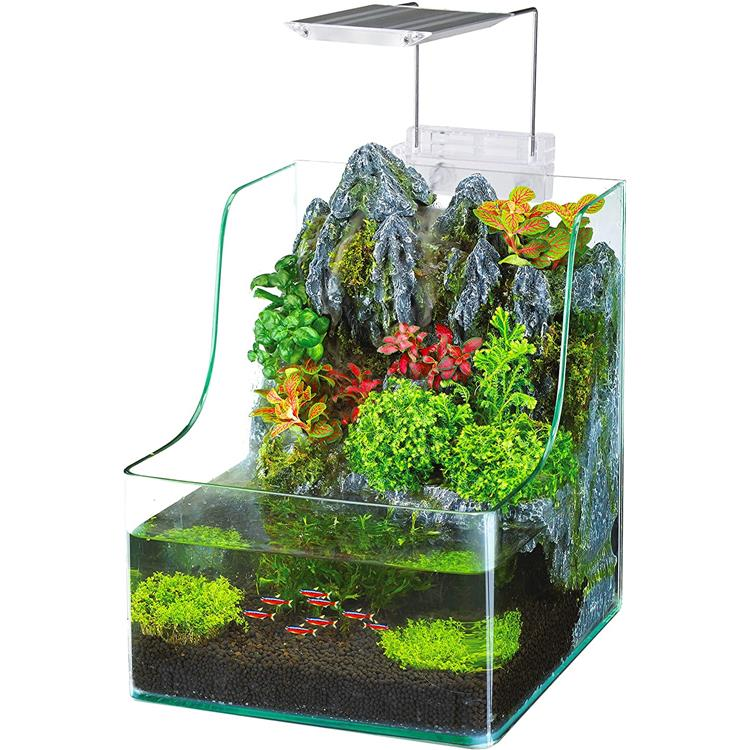 Penn Plax Aquaterrium Planting Tank