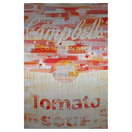 Campbells by Parvez Taj Painting Print on Brushed Aluminum