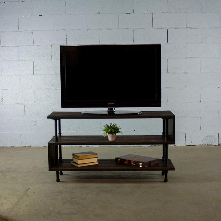 Living Room Classic TV Stand Entertainment Storage Cabinet Modern Furniture US